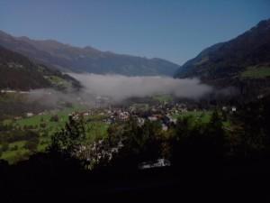 Atemberaubender Ausblick aufs Gasteiner Tal