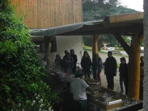 Grillen beim Winterhaldenhof